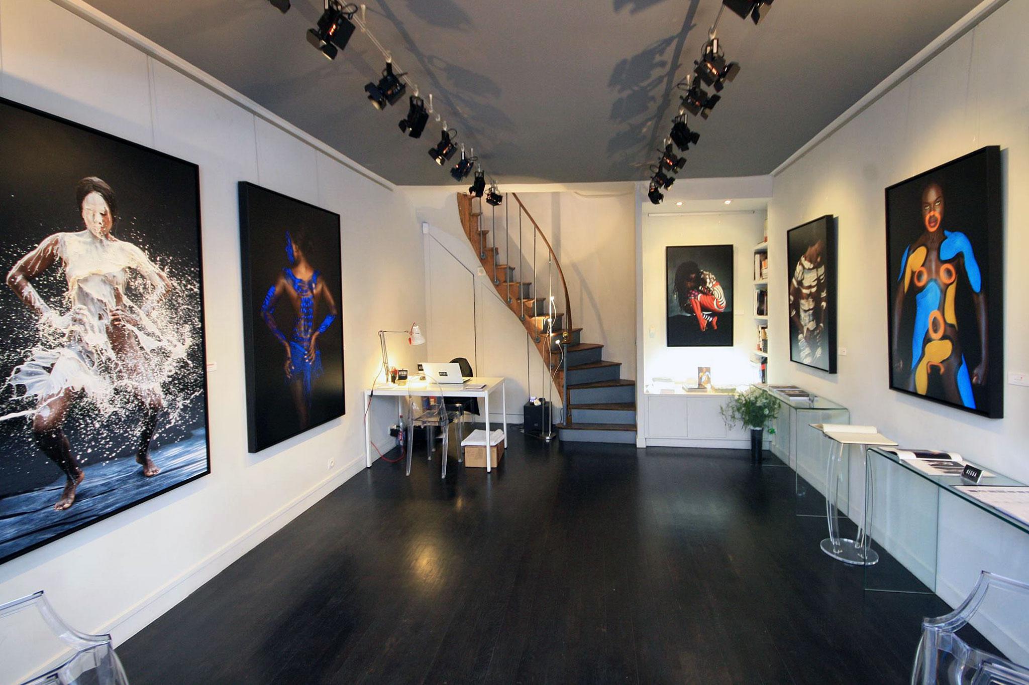 Galerie Hegoa Paris